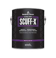 HOWARD'S PAINT & WALLPAPER LTD Award-winning Ultra Spec® SCUFF-X® is a revolutionary, single-component paint which resists scuffing before it starts. Built for professionals, it is engineered with cutting-edge protection against scuffs.